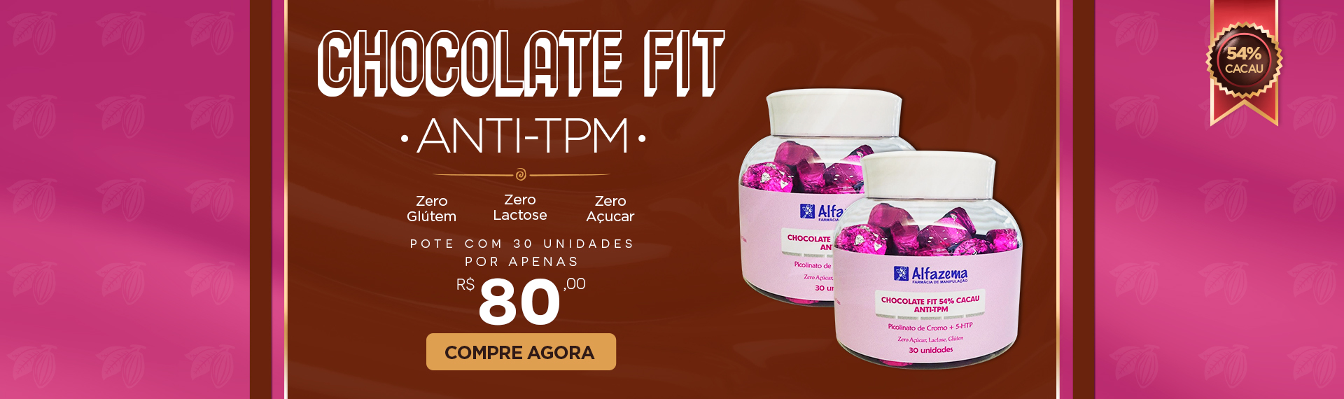 Chocolate FIt Anti-TPM