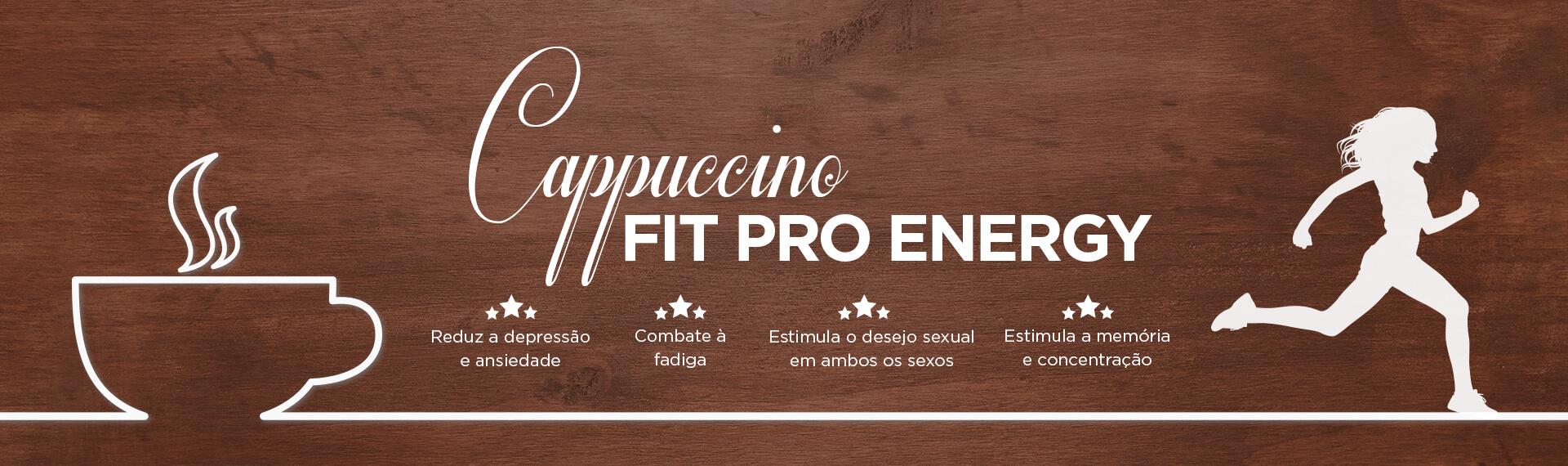 Cappuccino FitPRO